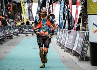 Sergio Luis Tejero Ronda dels Cims Andorra Ultratrail Vallnord