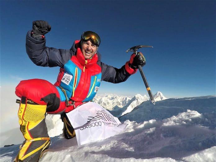 Sergi Mingote Gasherbrum II