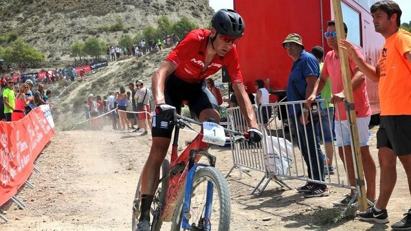 David Valero Campeonato de España XCO