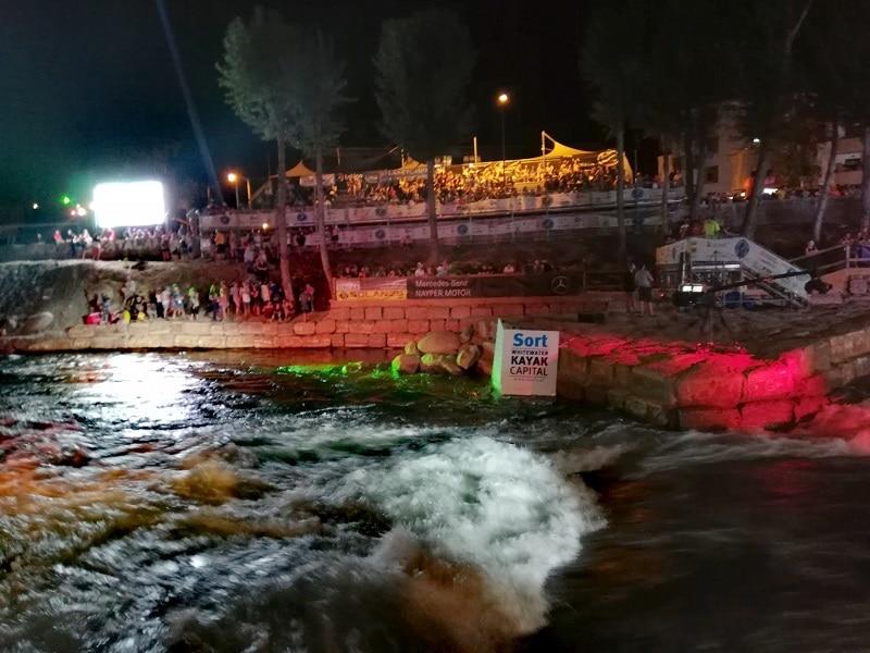 Sort Campeonato del Mundo de kayak
