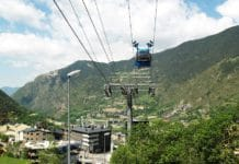 Funicamp Encamp Andorra
