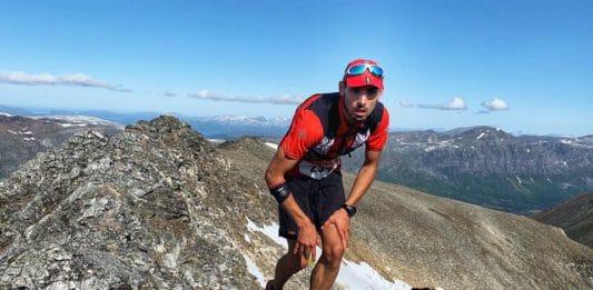 Manuel Anguita Tromsø Skyrace