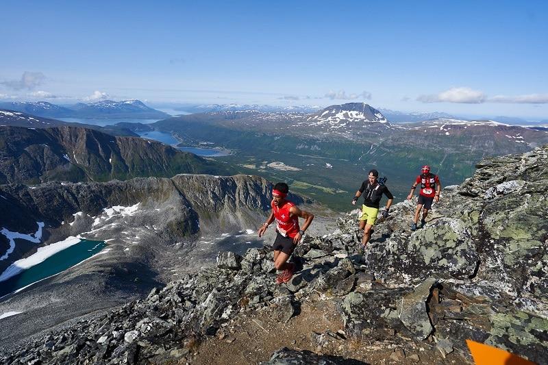 Zaid Ait Malek Tromsø Skyrace