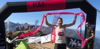 Daniel Osanz KV de Chando kilometer vertical world circuit