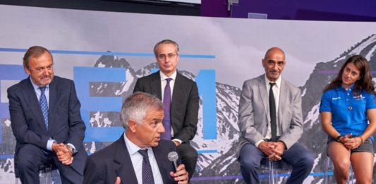 Alejandro Blanco Juan Antonio Samaranch Barcelona Pirineus 2030