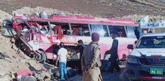 accidente autobús Skardu