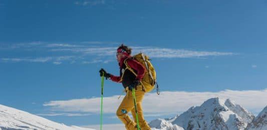 Davo Karnicar primer esquiador del Everest