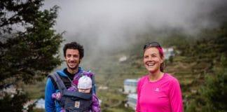 Kilian Jornet y Emelie Forsberg Himalaya