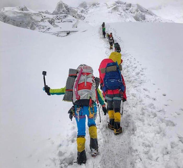 Stefi Troguet Elite Himalayan Adventures