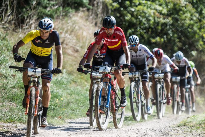 David Valero Clàudia Galicia Catalunya Bike Race
