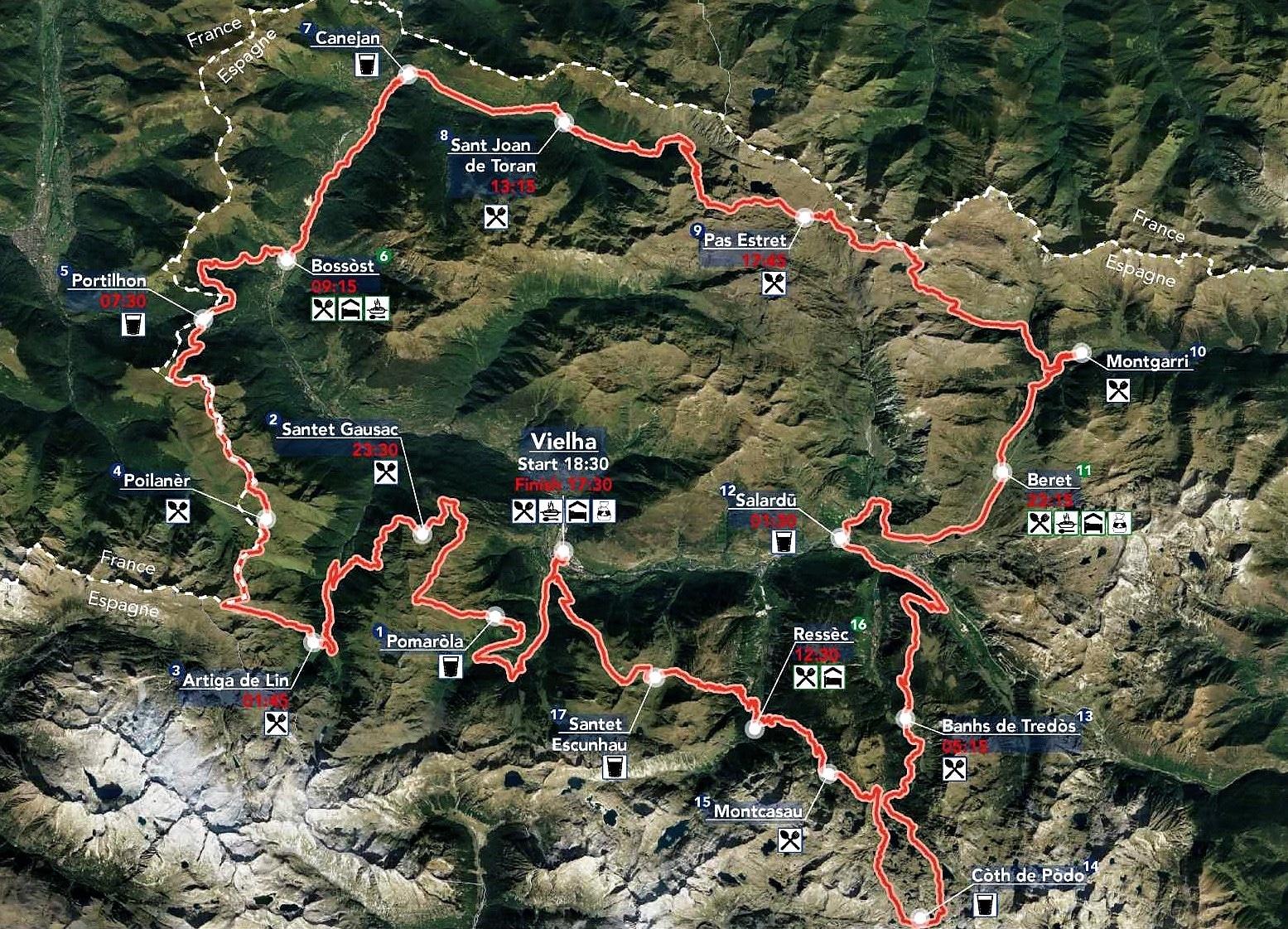 Val d'Aran by UTMB 2010