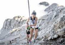 Sheila Aviles y Zaid Ait Malek Zacup Skyrace
