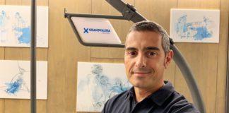 David Ledesma director de marketing de Grandvalira