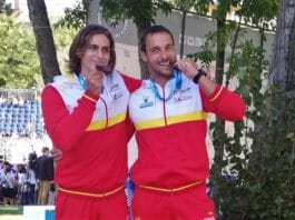 David Llorente Joan Crespo Mundial Seu d'Urgell