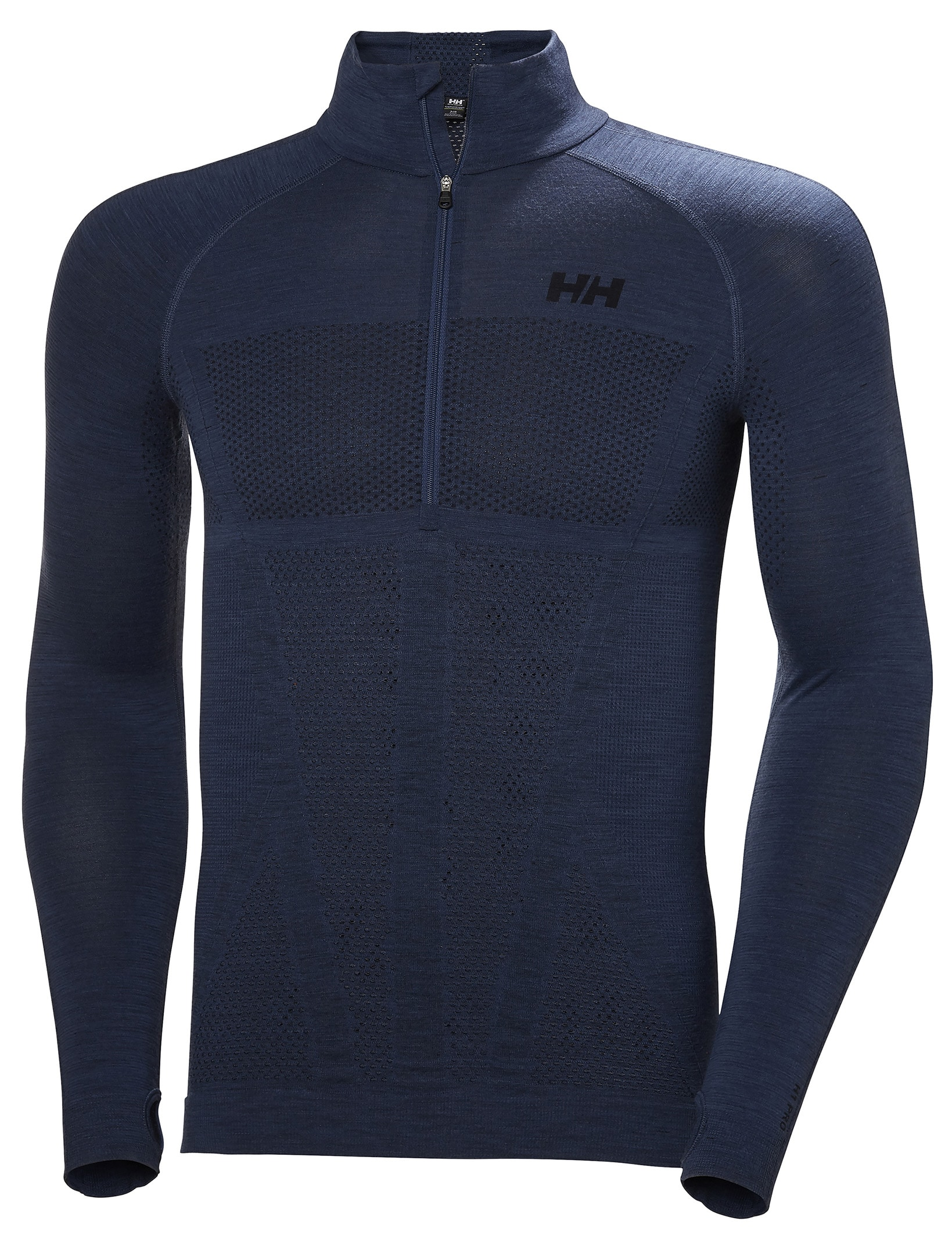 Helly Hansen body mapping primera capa base layer