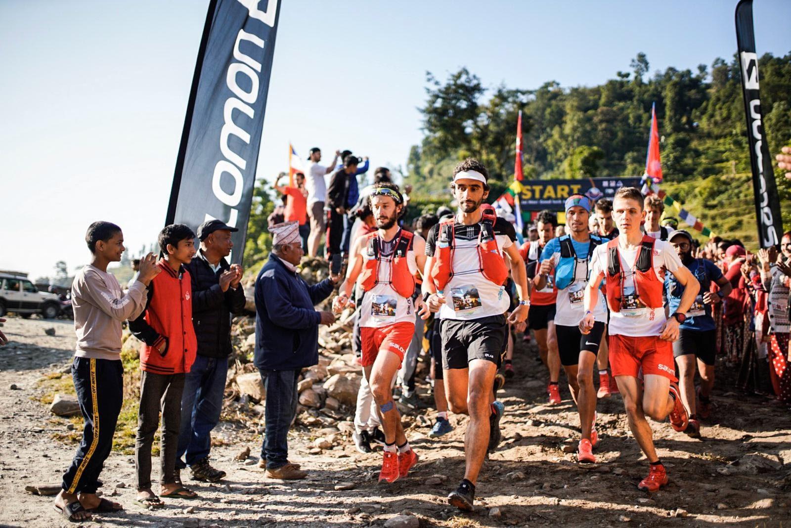 Aritz Egea Annapurna Trail Marathon Golden Trail World Series
