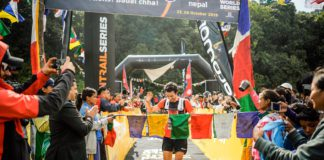 Kilian Jornet Annapurna Trail Marathon Golden Trail World Series