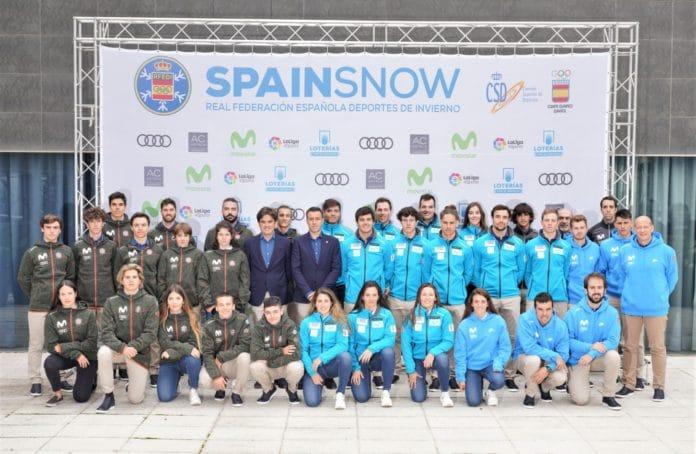 Federación Española Deportes de Invierno equipos RFEDI