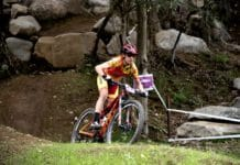 Rocío García test olímpico JJ. OO. Tokio 2020