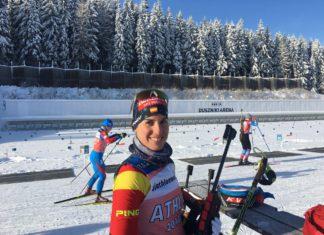 Victoria Padial biathlon RFEDI