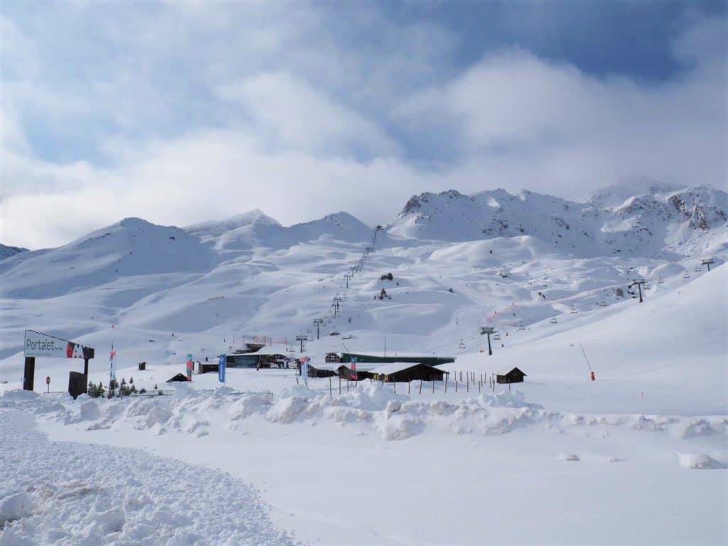 Formigal estaciones de esquí del pirineo
