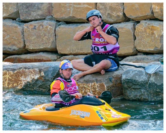 Dane Jackson Quim Fontané kayak freestyle mundial