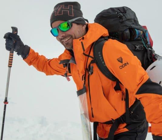 Helly Hansen colección Odin de esquí de montaña