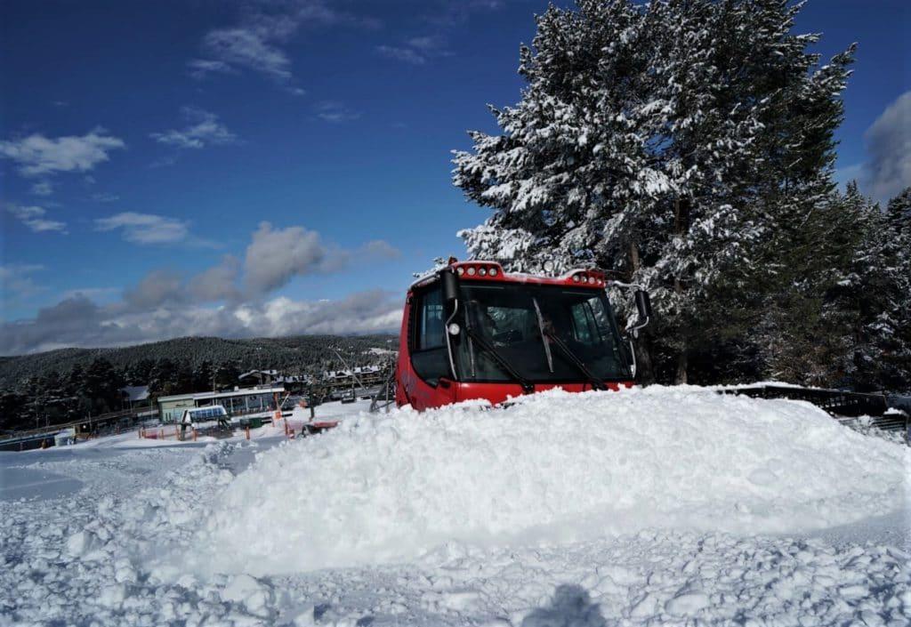 La Molina estaciones de esquí del pirineo