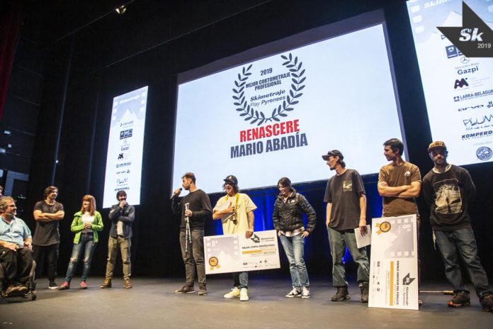 """""""Renascere"""" Mario Abadía Skimetraje 2019"""
