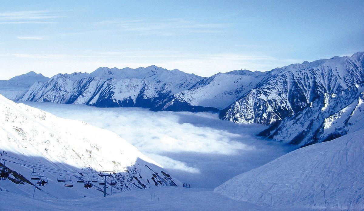 Cauterets Val d'Azun Porté-Puymorens