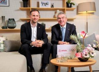 Airbnb The Olympic Partners (TOP) Comité Olímpico Internacional