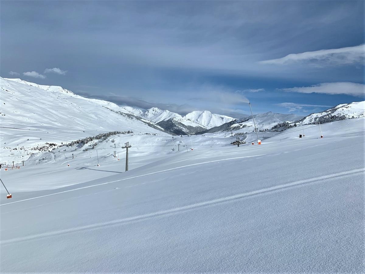 Baqueira Beret estación de esquí