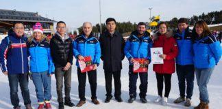 Masella recibe la visita de una delegación china del sector de la nieve