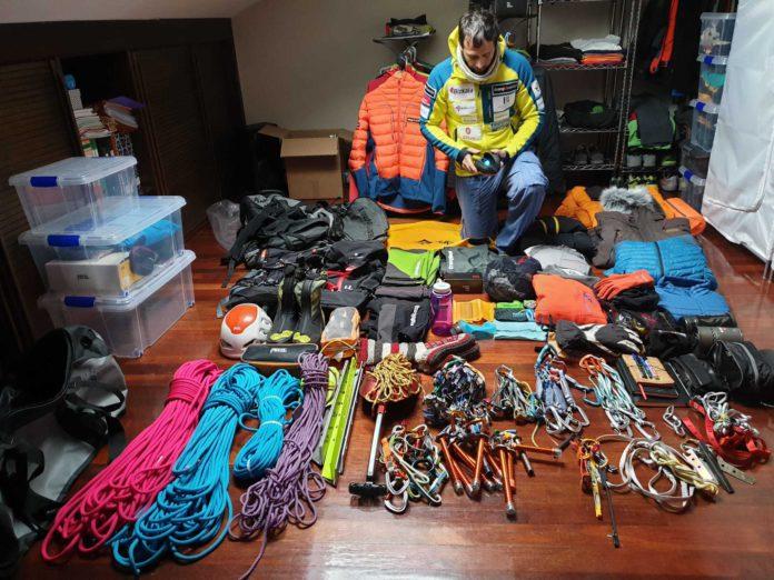 Alex Txikon Everest invernall
