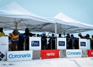 Astrid Fina Copa del Mundo de para-snowboard
