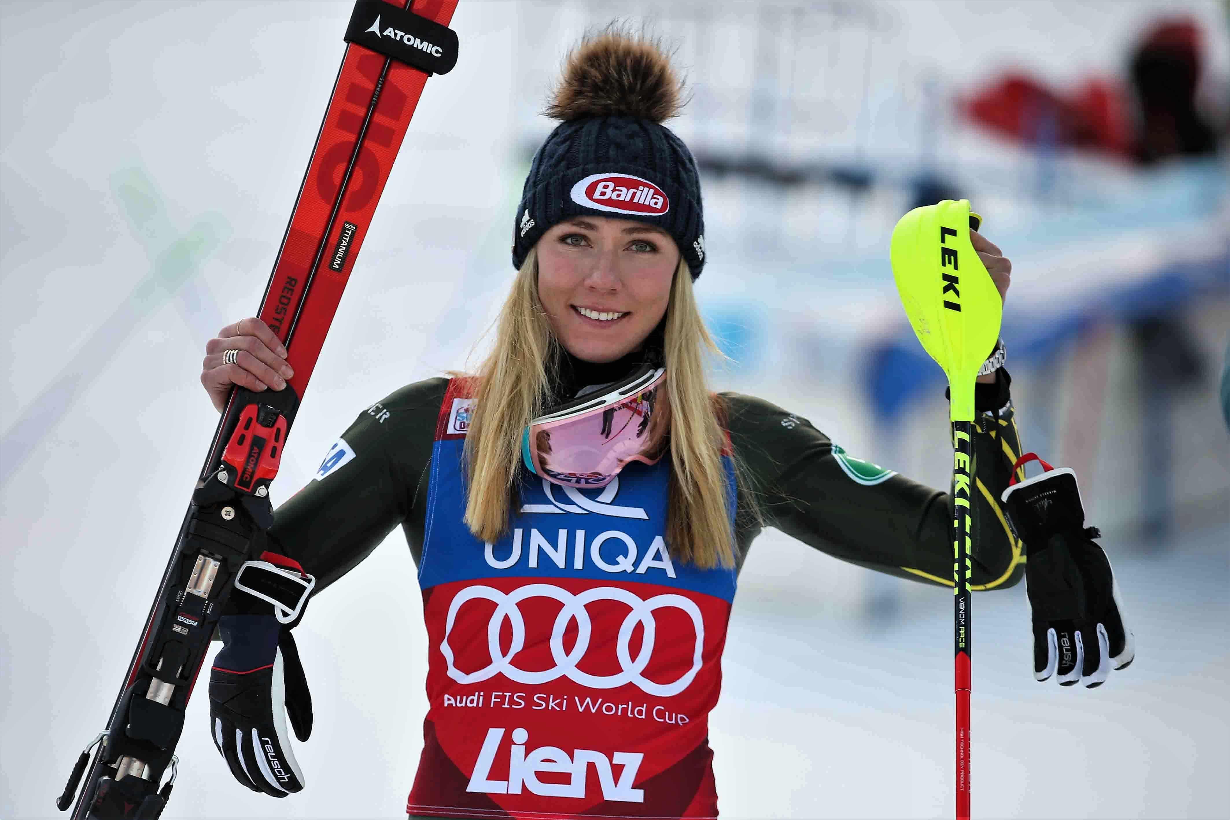 Mikaela Shiffrin Lienz Copa del mundo de esquí alpino