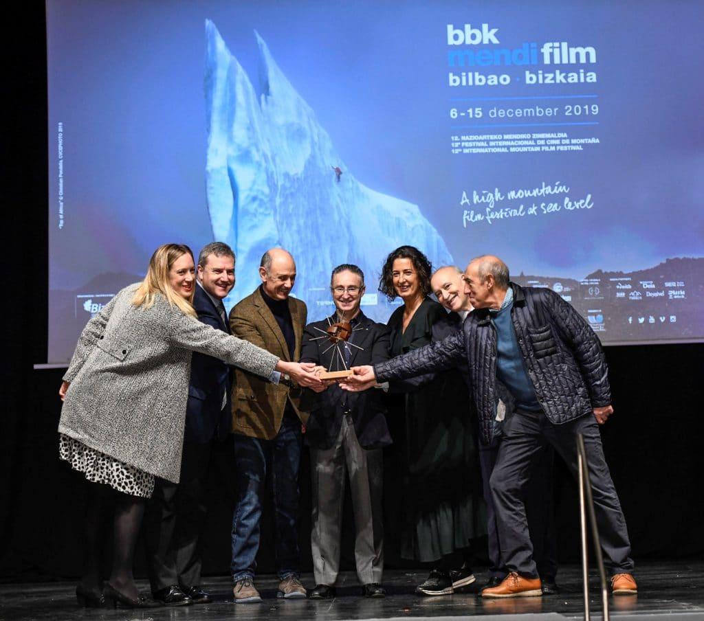 estrenos mundiales en el Mendi Film Bilbao 2019