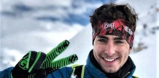Oriol Cardona Copa del Mundo de esquí de montaña skimo