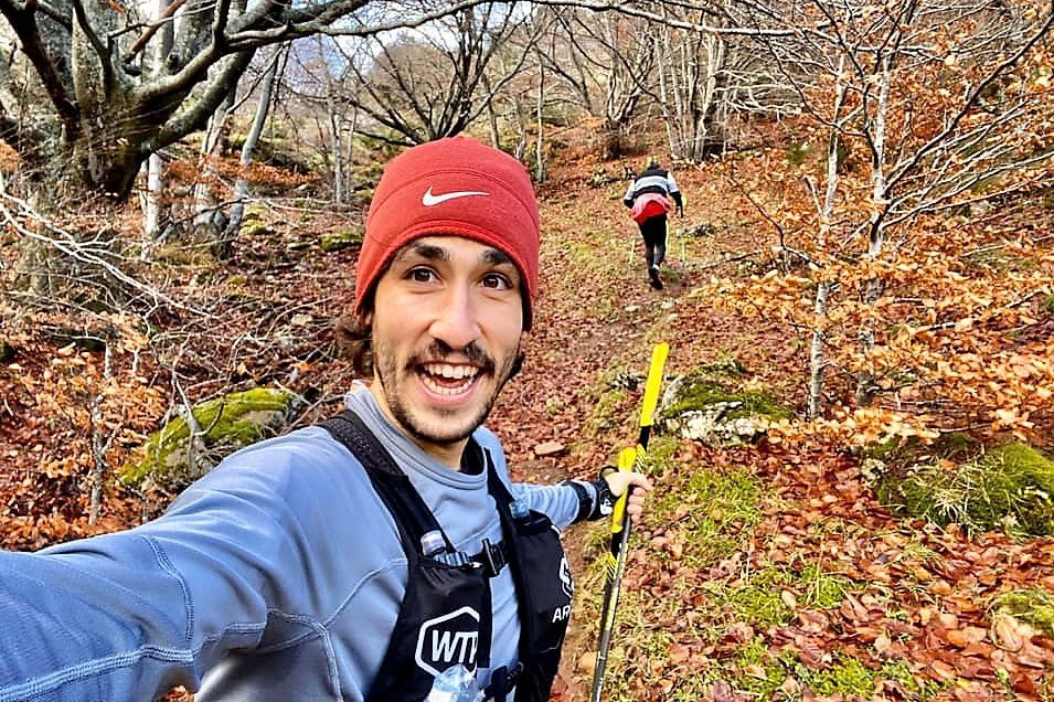 Pablo Villa Ultra Trail World Tour