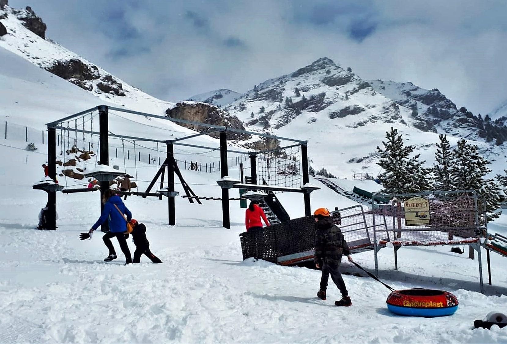 Vall de Nuria estaciones esquí Grup FGC programación Navidad
