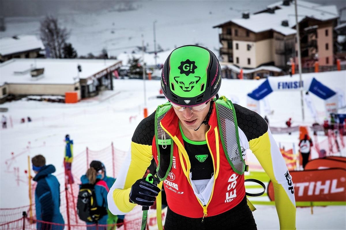 Oriol Cardona Copa del Mundo de esquí de montaña