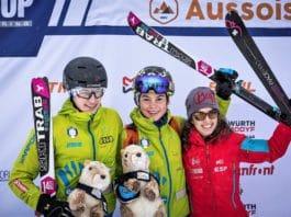 Claudia Valero Copa del Mundo de esquí de montaña