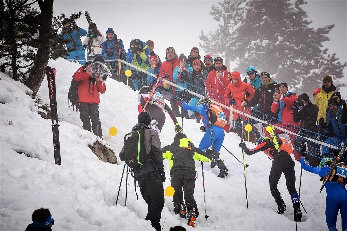 Aussois Copa del Mundo de esquí de montaña
