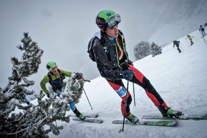 equipo Fedme esqui montaña