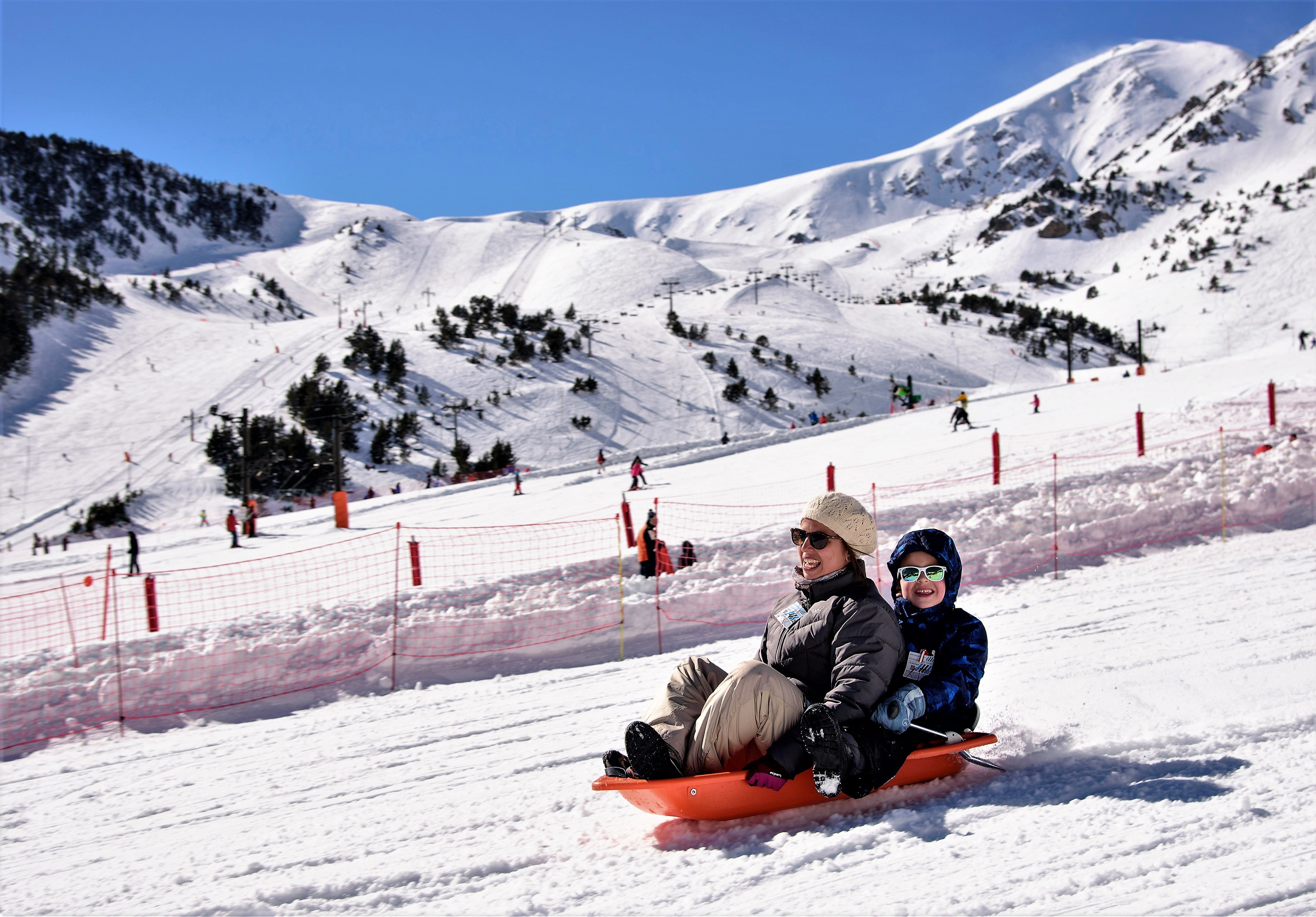 La Molina estaciones esquí Grup FGC programación Navidad