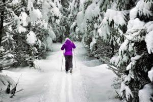 entrenar trailrunning en invierno