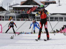 Maria Costa Skimo Juegos Olímpicos de la Juventud de Lausana