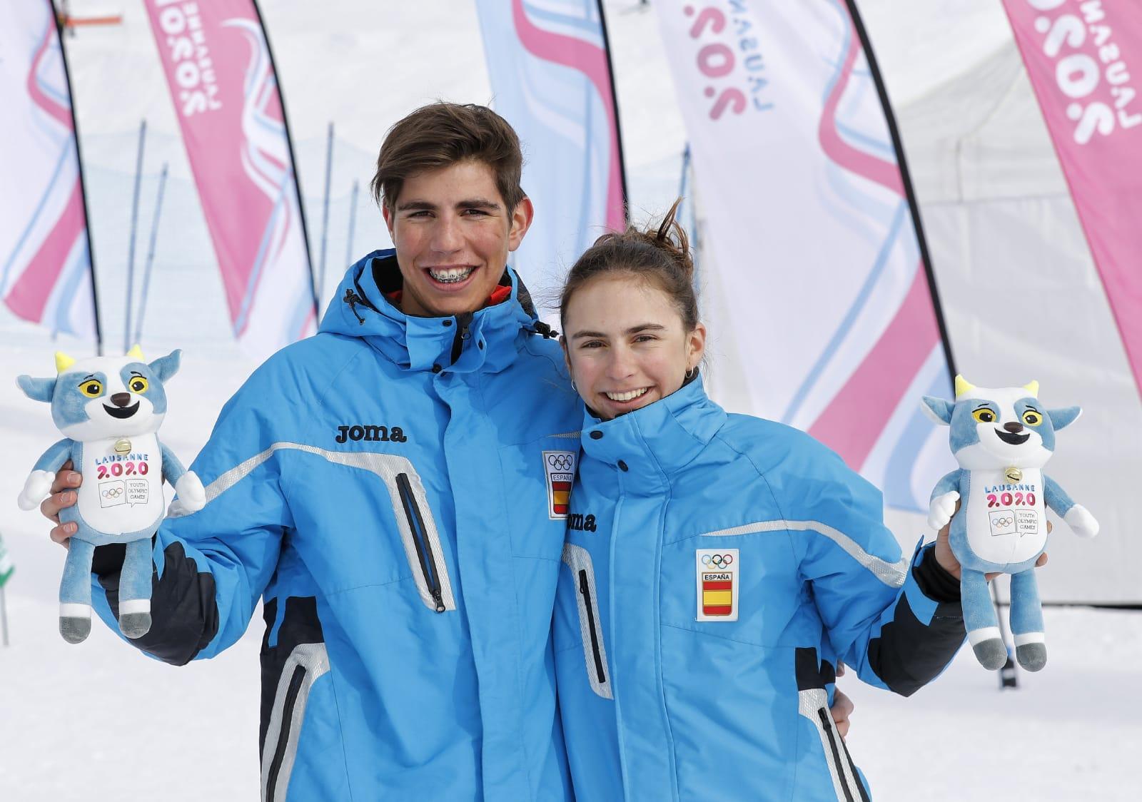 Ot Ferrer Skimo Juegos Olímpicos de la Juventud de Lausana