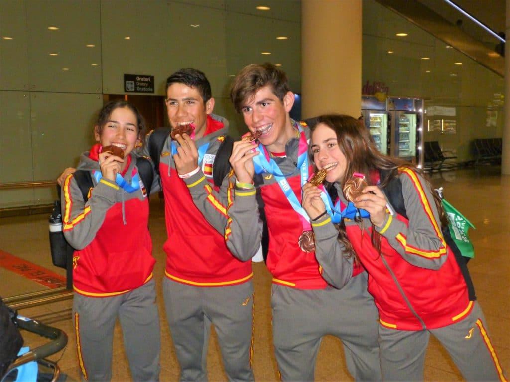 medallas YOG 2020J uegos Olímpicos de la Juventud de invierno de Lausana 2020