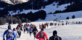 Copa España de snowrunning Hivernal Beret Montgarri
